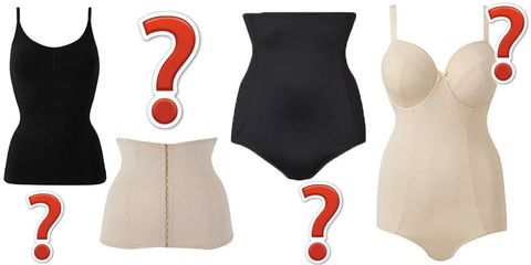 b72a867965980 Eight different kinds of shapewear and what they actually do