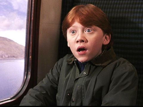 22 Ron Weasley facial expressions for every occasion