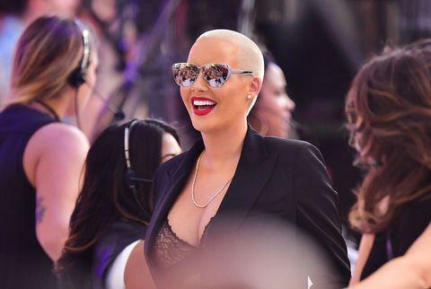 Amber Rose at the VMAs 2016