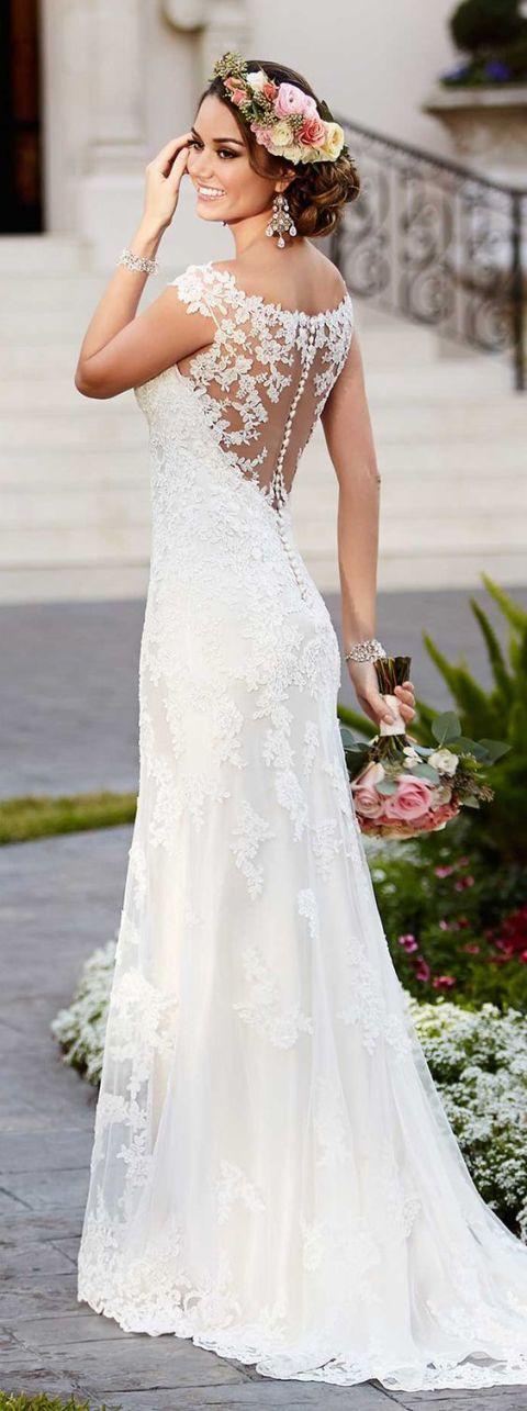73b8ba80911 Wedding dresses  the most popular wedding dresses on Pinterest