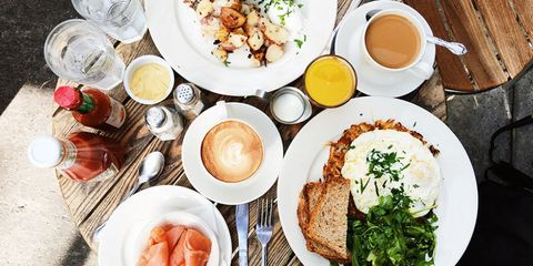 11 little swaps to make your brunch way healthier