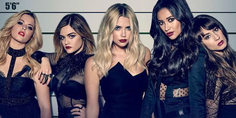 21 Pretty Little Liars Facts You Probably Never Knew