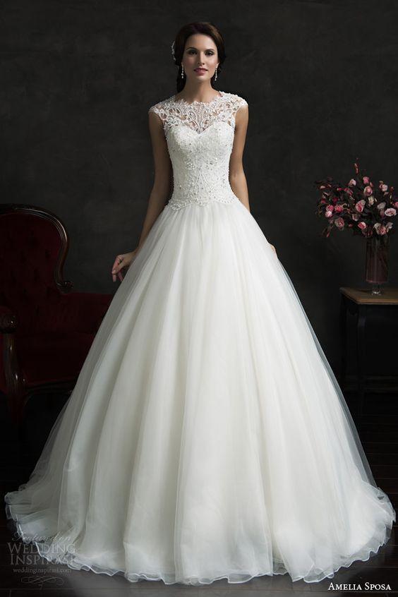 Most Popular Wedding Dress Styles