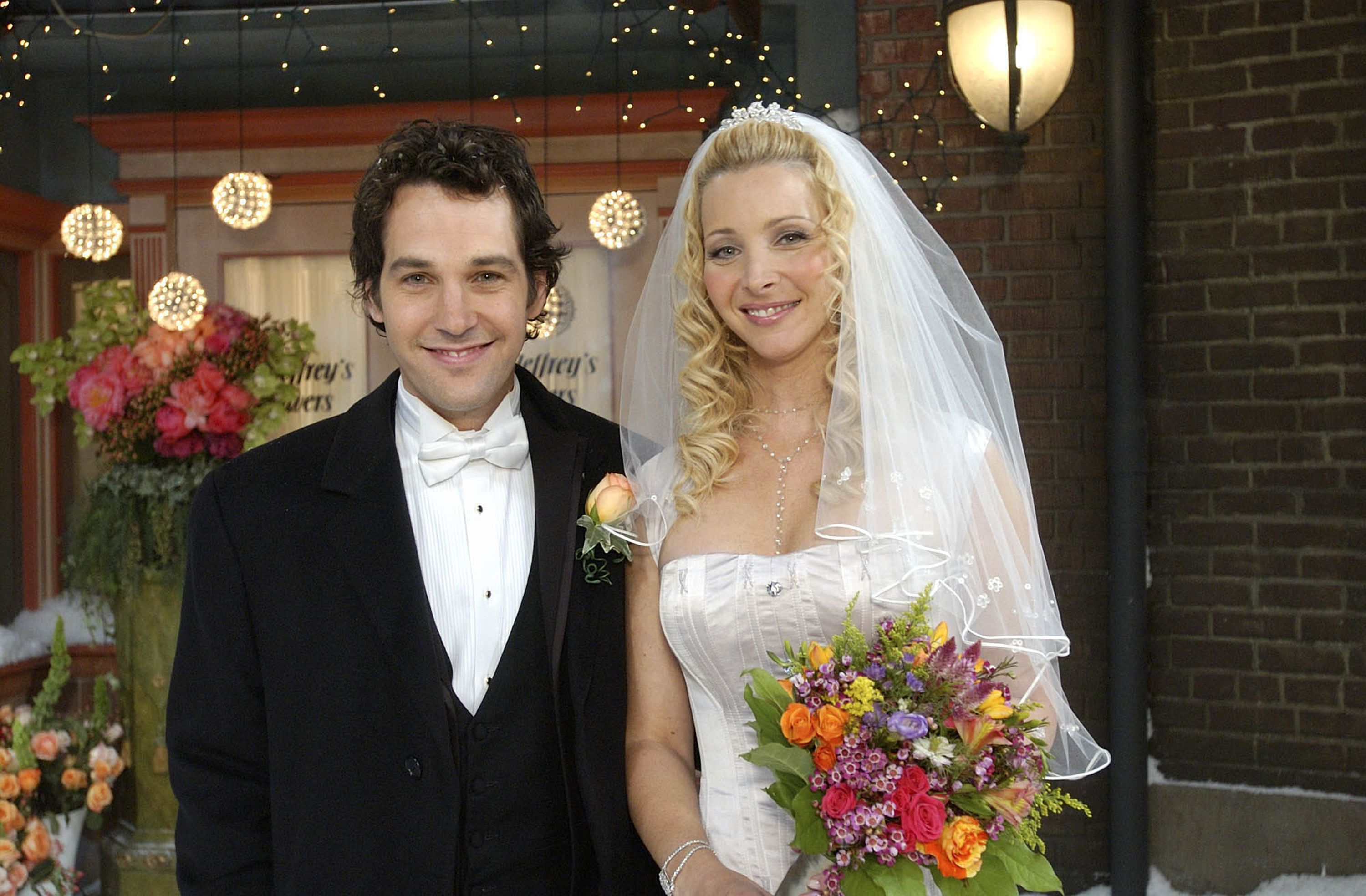 Phoebe Buffay Was Never Meant To End Up With Mike Hannigan In Friends