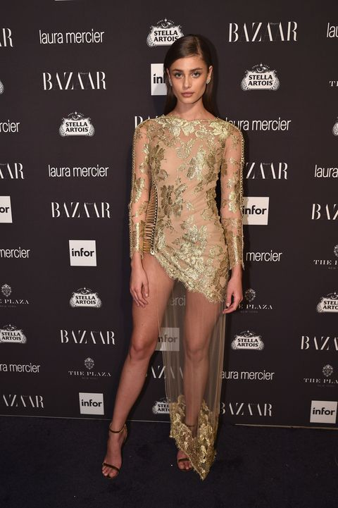 The best dressed celebs at the Harper's Bazaar Icons party