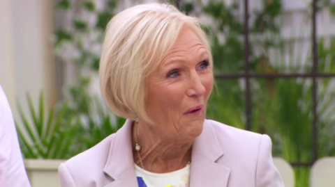 18 Mary Berry facial expressions for every occasion
