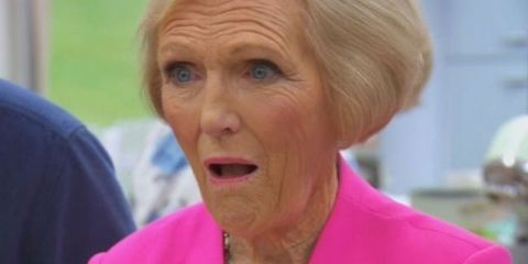 Great British Bake Off: 18 Mary Berry facial expressions for every occasion