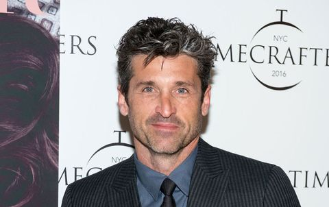 Patrick Dempsey On The Death Of Derek Shepherd In Greys Anatomy