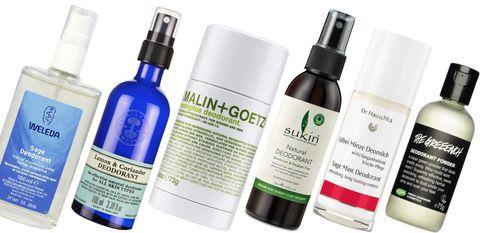 Best natural deodorant 2019 - 7 aluminium free formulas tested by us