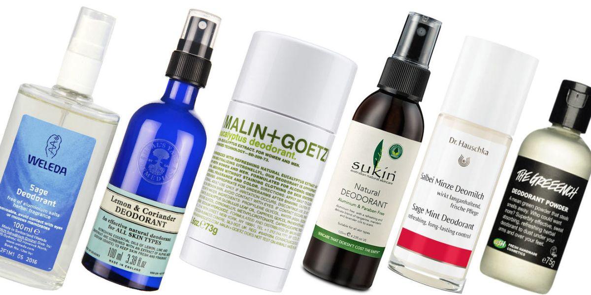 Best Natural Deodorant Reviews Uk