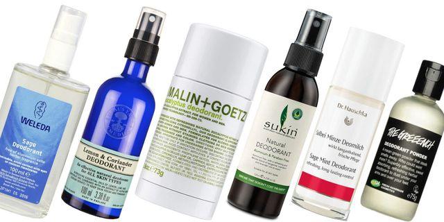 Best natural deodorant 2019 - 7 aluminium free formulas