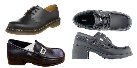 fcd259f93b3d65 The school shoes all 90s 00s kids will recognise