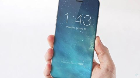 There's already rumours about what iPhone 8 will look like and it's super futuristic