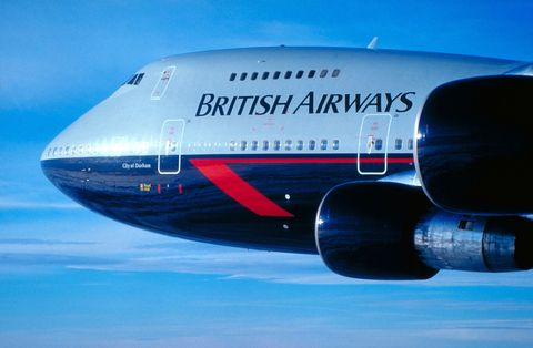 If you're flying with British Airways soon, they might give you an upgrade for no reason