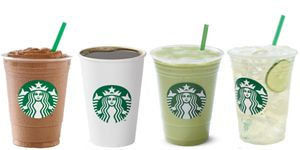10 Starbucks drinks under 100 calories