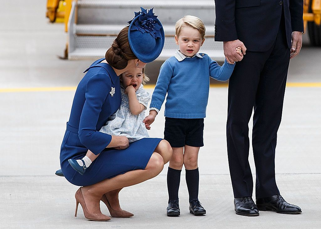 Prince george sex chat