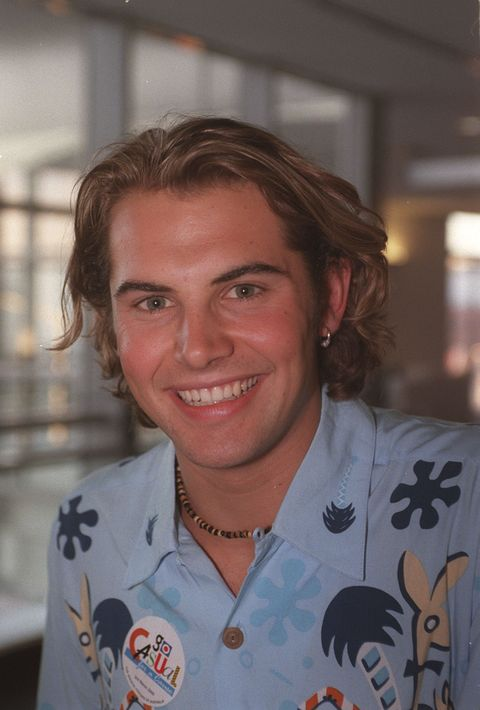 Joel Samuels from Neighbours does NOT look like this anymore