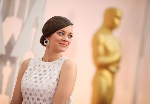 Marion Cotillard breaks silence on rumours she was involved in Brad Pitt and Angelina Jolie's divorce