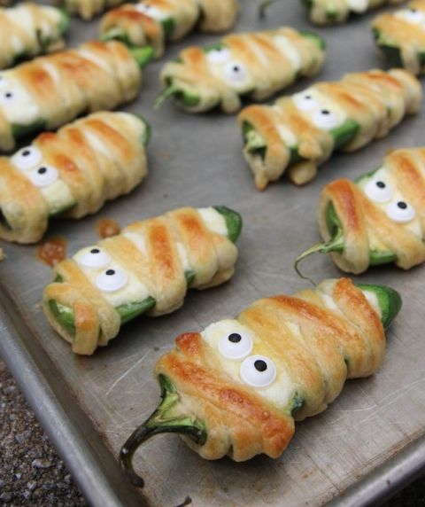 18 Halloween Party Food Ideas Easy Halloween Recipes