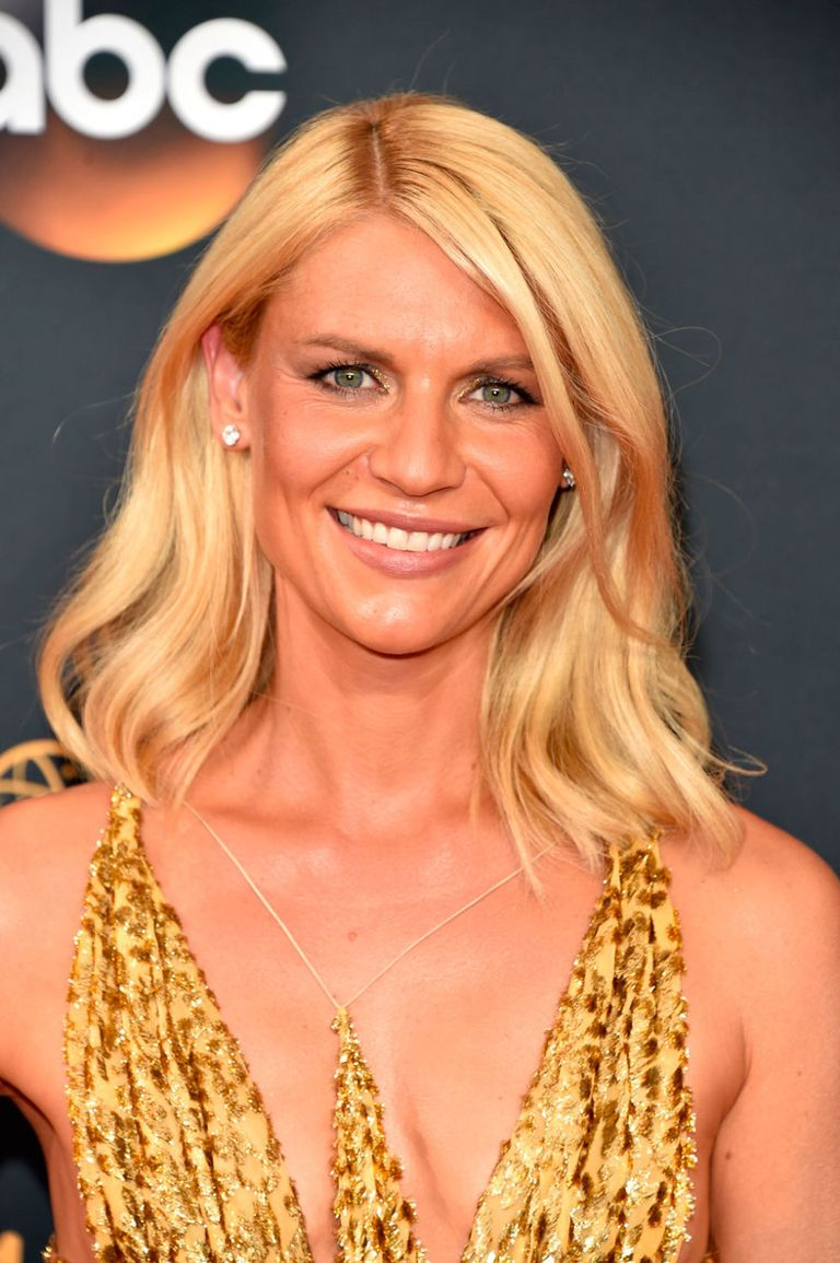 Claire Danes Spray Tan Just Wouldn T Stop Developing At
