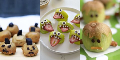 17 healthy halloween treat recipes from pinterest 17 healthy pinterest recipes to get you in the mood for halloween forumfinder Images