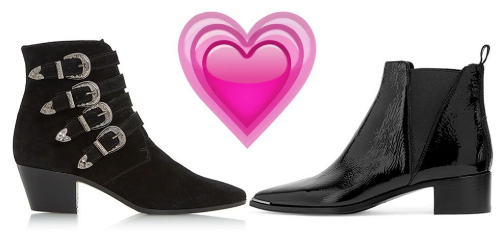 Best black ankle boots for 2016