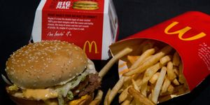 9 of the healthiest things you can order in McDonalds