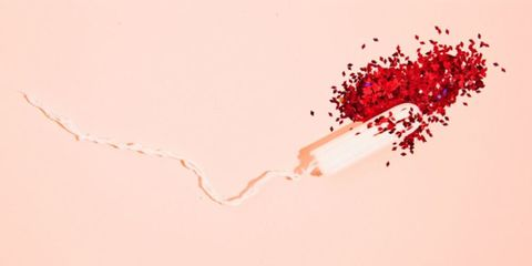 So THIS Is Why Your Period Blood Smells