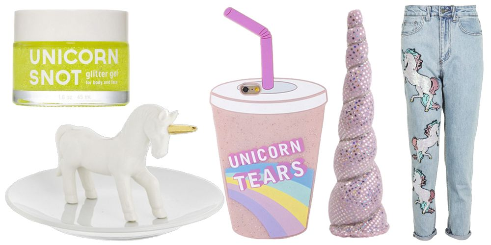 25 magical Christmas gifts for the unicorn lover in your life 2016
