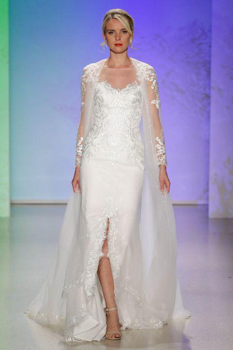 Elsa Disney Wedding Dress