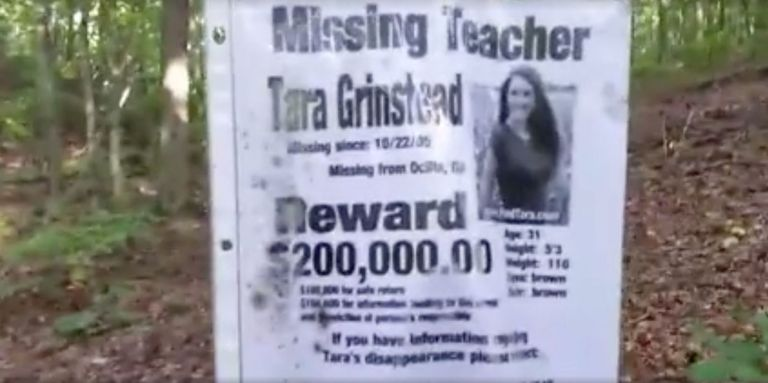 finds missing persons shrine in the wood and it\'s creepy AF