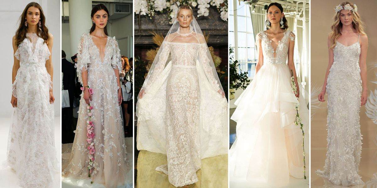 Beautiful Wedding Gowns: The Most Beautiful Wedding Dresses From New York Bridal