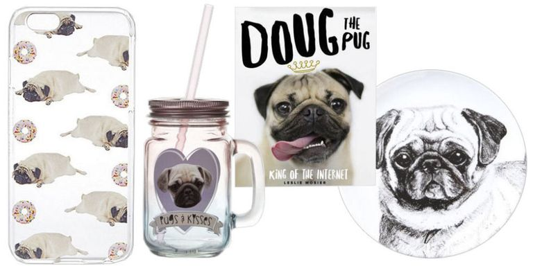 25 Christmas Gift Ideas For Your Pug Obsessed Friends