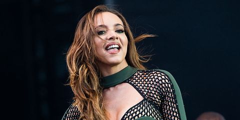 Little Mix's Jade has opened up about her anorexia struggle