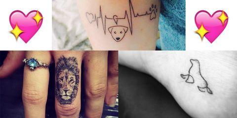 The Best Animal Tattoos