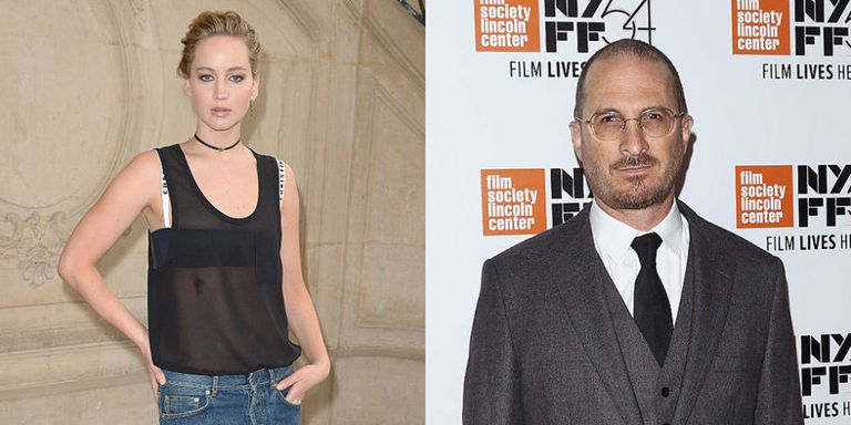 Jennifer Lawrence is rumoured to be secretly dating director Darren  Aronofsky