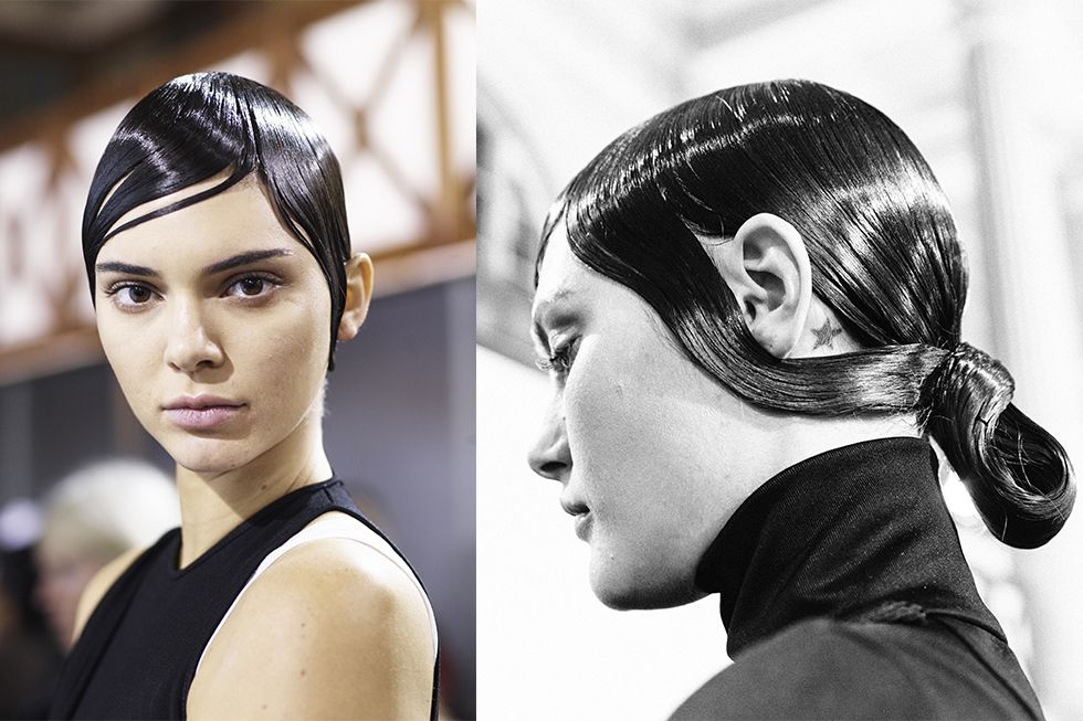 Springsummer 2017 Hair And Makeup Trends