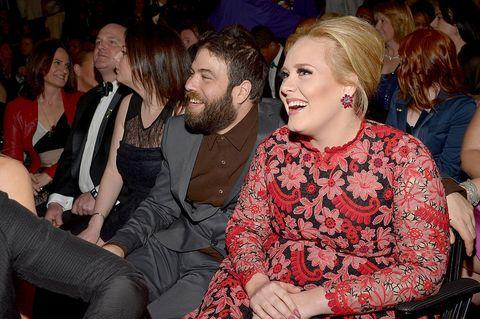 Adele is reportedly engaged to boyfriend Simon Konecki
