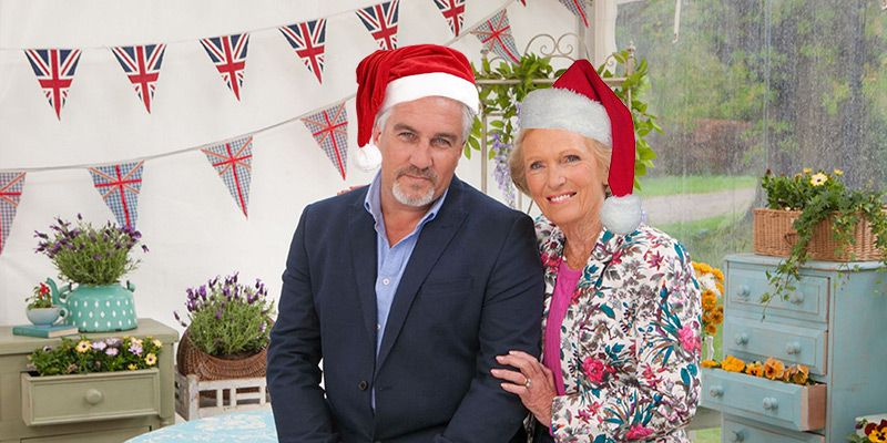 The Great British Bake Off Christmas special