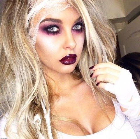 easy halloween makeup for 2017  the 6 most popular on