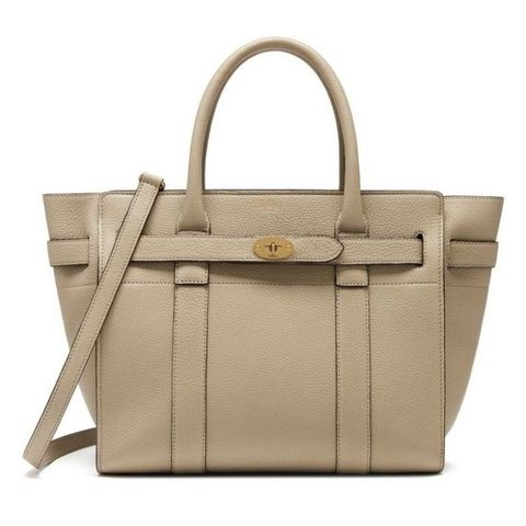 6392d5a69b Mulberry have updated their Classic Bayswater handbag