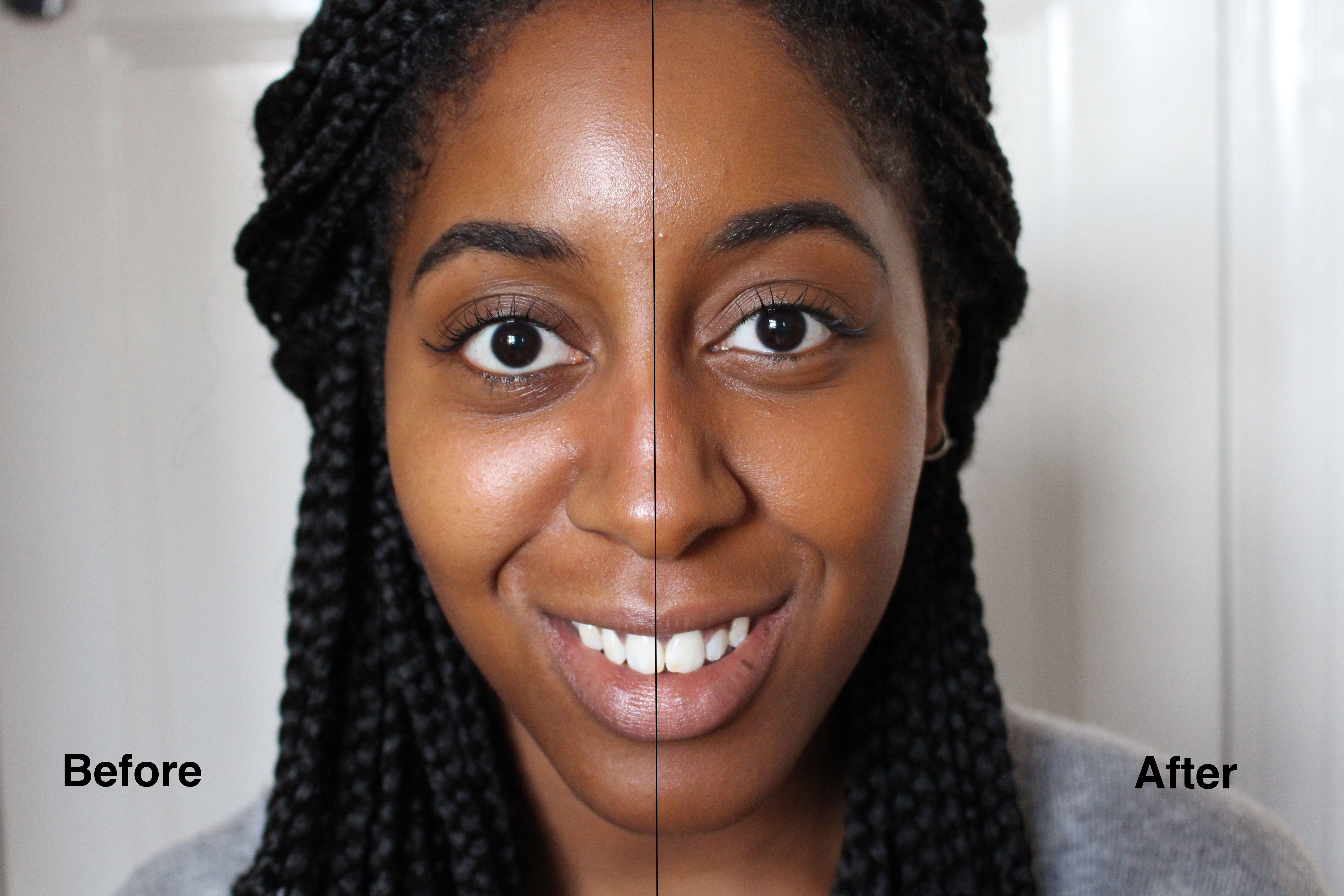 Mineral Makeup Dark Skin Tones