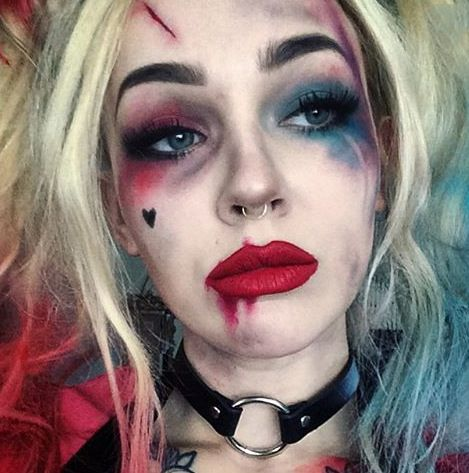 Easy Halloween Makeup for 2017 , The 6 Most Popular On Pinterest