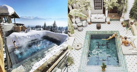Luxury Spa Made For Instagram