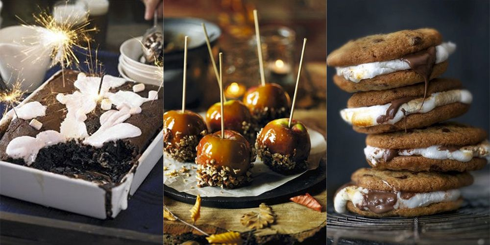 12 pinterest recipes to get you in the mood for bonfire night