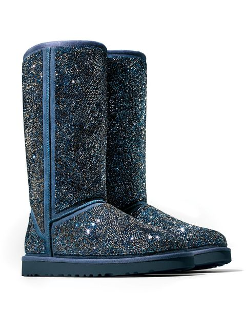 e6cc5981668 The classic UGG boot has had a makeover and it's hella sparkly...