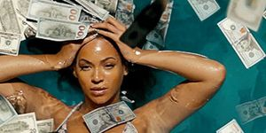 rich, money