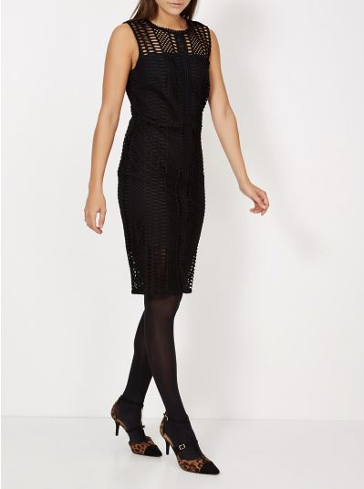 "<p>This dress is the perfect shape for ladies who want to show off the arms while keeping everything else a bit more covered up.</p><p><a href=""http://direct.asda.com/george/womens/dresses/lace-overlay-dress/G005599020,default,pd.html#choice:colour"" target=""_blank"">Lace overlay dress, £20, George&nbsp;@ Asda</a></p><p><em data-redactor-tag=""em"">Head in store and snap up any of these items by paying with your mobile thanks to&nbsp;<a class=""body-el-link standard-body-el-link"" href=""https://www.visa.co.uk/visa-with-android-pay"" target=""_blank"">Visa and Android Pay</a><sup data-redactor-tag=""sup"">TM.</sup><span class=""redactor-invisible-space"" data-verified=""redactor"" data-redactor-tag=""span"" data-redactor-class=""redactor-invisible-space""></span> Just download the app, add your Visa card and make a purchase!</em></p><p><em data-redactor-tag=""em""><i data-redactor-tag=""i"">Android Pay&nbsp;is a trademark of Google Inc.</i><span class=""redactor-invisible-space""></span><span class=""redactor-invisible-space"" data-verified=""redactor"" data-redactor-tag=""span"" data-redactor-class=""redactor-invisible-space""></span></em></p>"