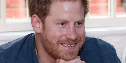 Prince Harry is apparently loved up with a new girlfriend