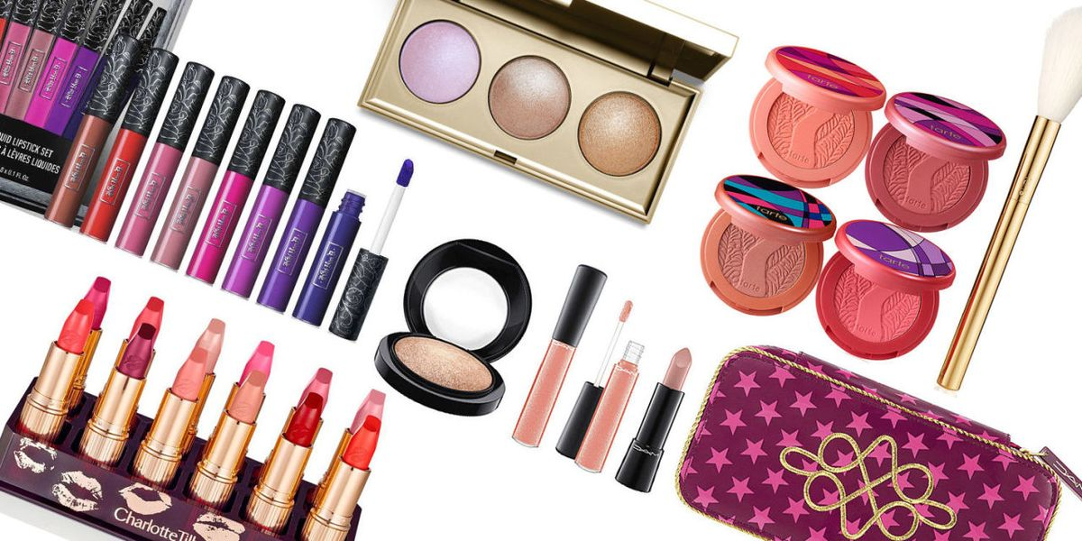 Best Makeup Gift Sets For Christmas 2016